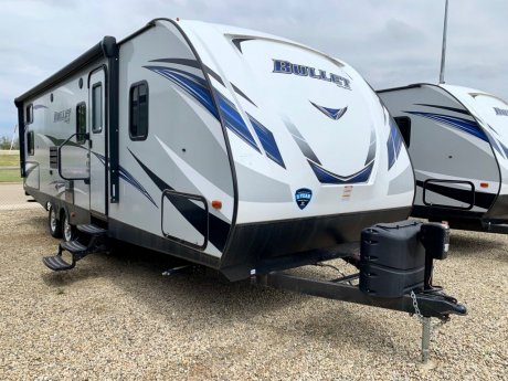 2018 Bullet 277BHS Bunks/Outside Kitchen/Sleeps 10!