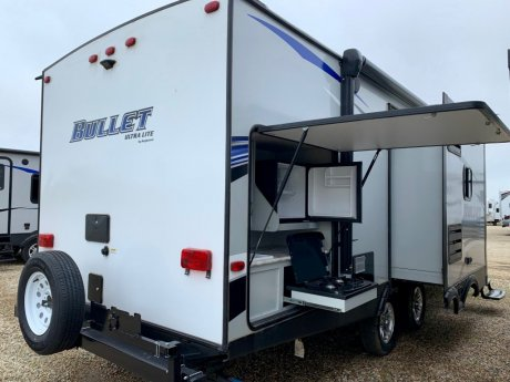 2019 Bullet 265RBI 2 Slides/Outside Kitchen