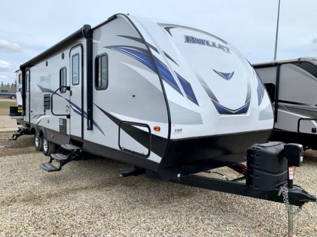 2019 Bullet 308BHSWE 2 Slides/Bunkroom/Kitchen