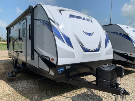 2020 Bullet 243BHSWE Outside Kitchen - Bunks!