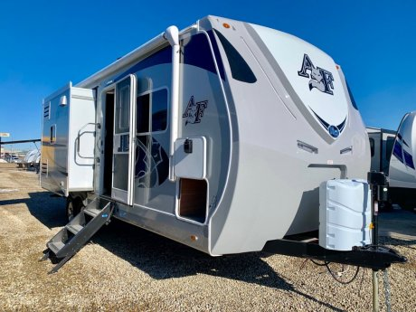2019 Arctic Fox 28F 2 Opposing Slides - Only 30'