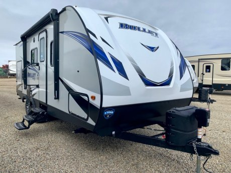 2020 Bullet 212RBSWE Great Couples Floorplan!