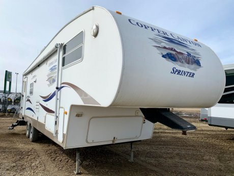 2008 Copper Canyon 286FWRLS BLOWOUT PRICE!!!