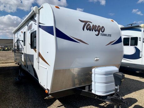 2013 Tango 26FBS Slide Out - Very Clean!
